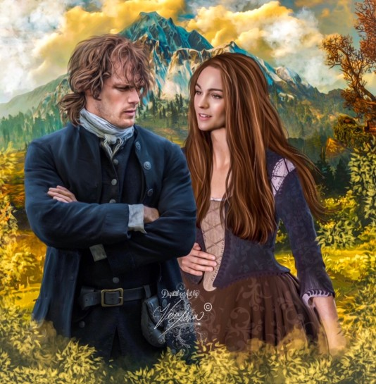 Bree and Jamie